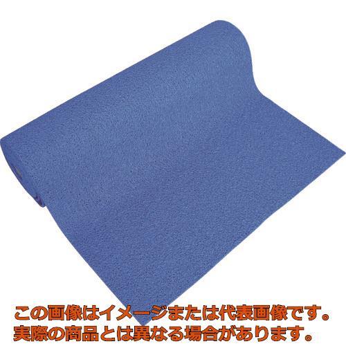 トーワ ダイヤマットCN 900mm×6m ブルー DMCN9008
