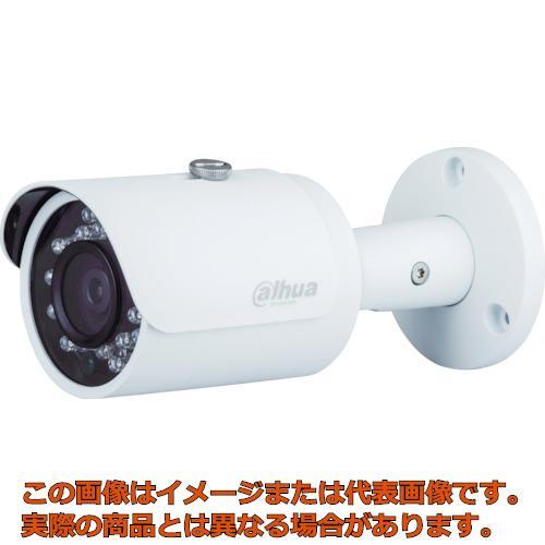 Dahua 100万画素 HDCVI 赤外線付防水バレット型カメラ φ90.4×213 ホワイト DHHACHFW1100RNVFS3