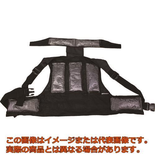 アルファ技研 クールベスト フリーサイズ ブラック EC