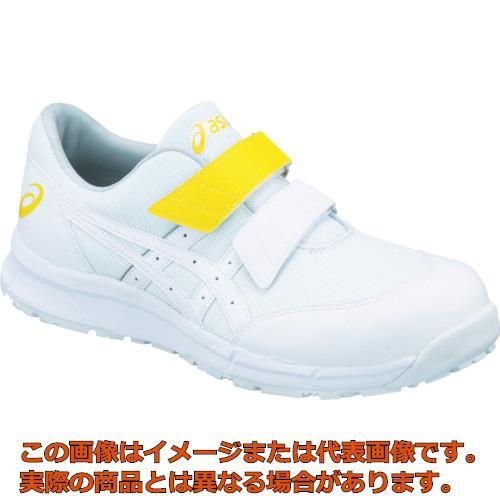 アシックス ウィンジョブCP20E ホワイトXホワイト 24.0cm FCP20E.010124.0