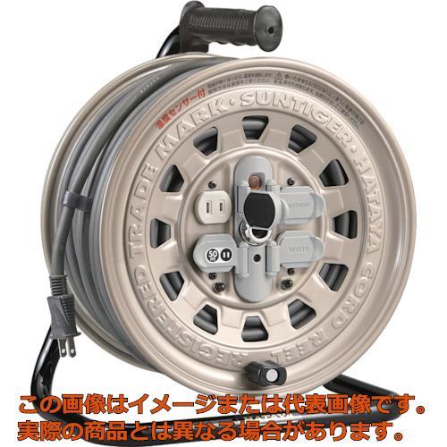 ハタヤ サンタイガーリール 単相100V 50m 温度センサー付 GT50