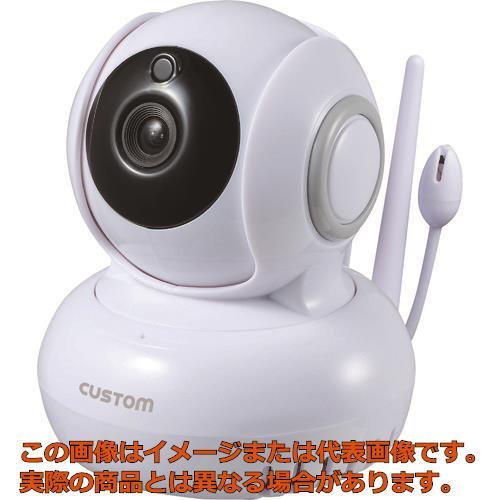 カスタム 温湿度センサー付IPカメラ IPC02TH