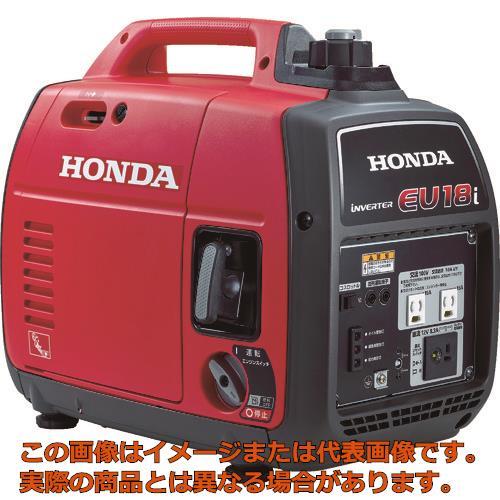 HONDA 防音型インバーター発電機 1.8kVA(交流/直流) EU18ITJN
