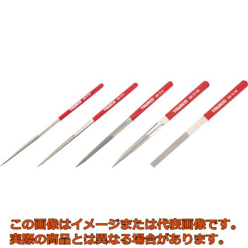 TRUSCO ダイヤモンドヤスリ 鉄工用 5本組 セット GK5SET