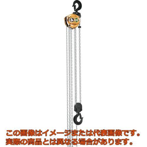 象印 ホイストマン トルコン機能付チェーンブロック3t HM303030
