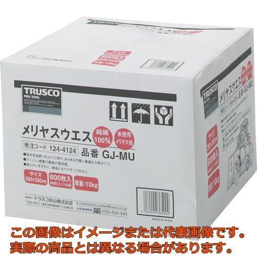 TRUSCO メリヤスウエス 柔軟タイプ (10kg入) GJMU