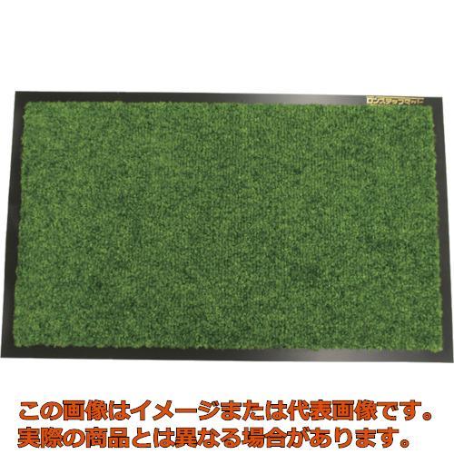 コンドル (屋内用マット)ロンステップマット #18 R8 緑 F118 GN