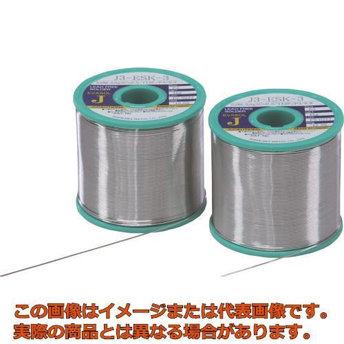 石川 エバソルESK(すず96.5%/銀3.0%/銅0.5%)-0.5mm-0.5kg J3ESK305
