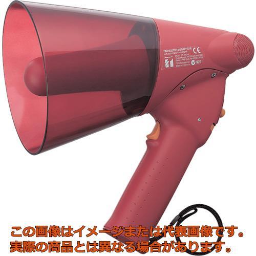 TOA 小型ハンド型メガホン サイレン音付き ER1106S
