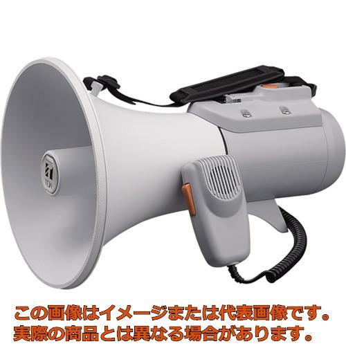 TOA 中型ショルダー型メガホン ホイッスル音付き ER2115W