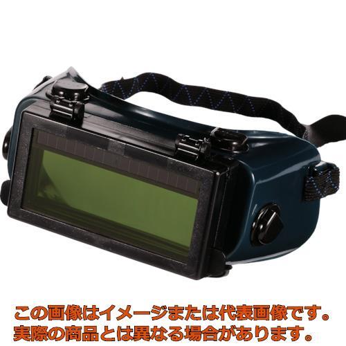 リケン 自動遮光溶接面 ゴーグル型 GMG2