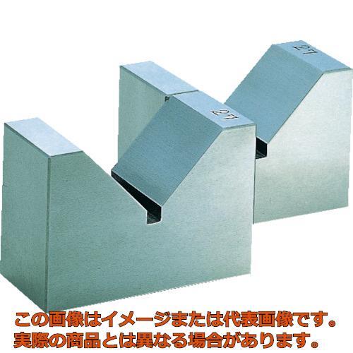 ユニ 焼入Vブロック 75mm HV75