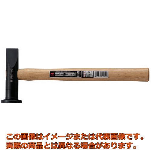 OH フラット板金ハンマー(縦ナラシ)#3/4 FBT07