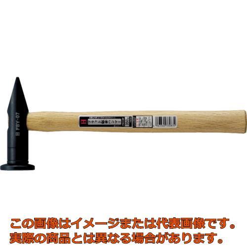 OH フラット板金ハンマー小口径(横ナラシ)#3/4 FBYS07