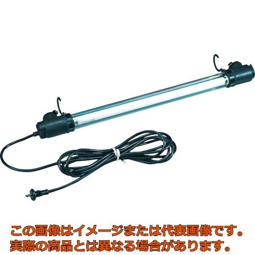 ハタヤ 連結式20W蛍光灯フローレンライト 5m電線付 FFW5