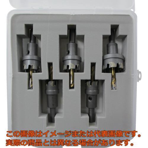 エビ 超硬ホルソー(薄板用)セット HOS-ASET HOSASET