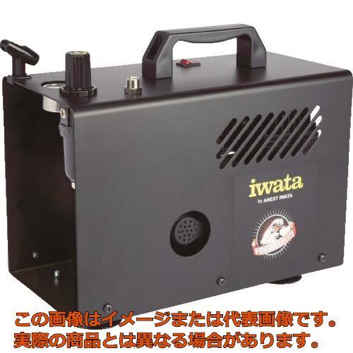 アネスト岩田 オイルフリーミニコンプレッサ 125W IS925