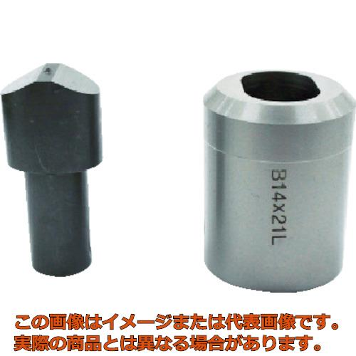 育良 ミニパンチャー替刃IS-106MP・106MPS(51424) H11X15B