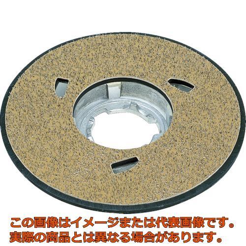 アマノ ポリッシャー用12インチメタルパッド台 HK701280