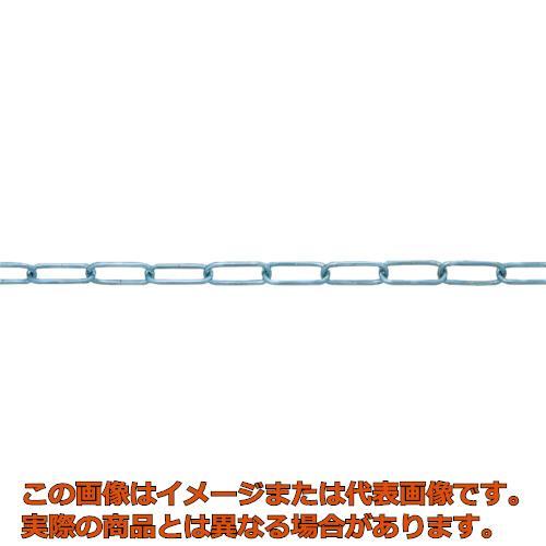 業務用 人気 オレンジブック掲載商品 ニッサチェイン 2.0mmX30M 鉄ユニクロリンクCタイプ IL20SUC お値打ち価格で