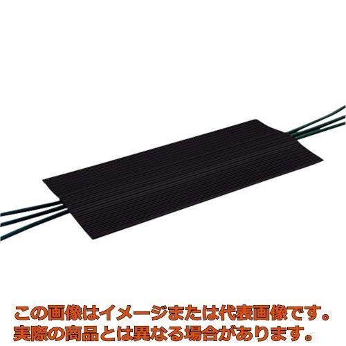 ケーブルマット JC-10426BK デンサン
