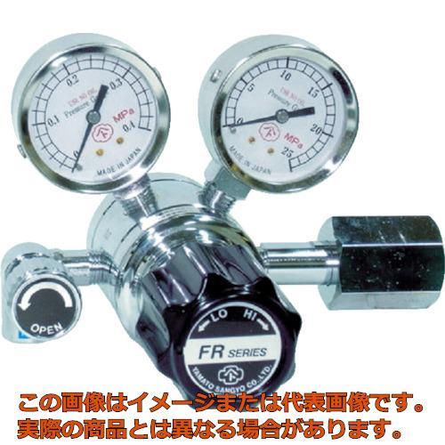 ヤマト 分析機用二段圧力調整器 FR-1B FR1BTRC13