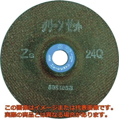 NRS ハイグリーンゼット 180×6×22.23 ZG24Q HGZ1806ZG24Q 25枚