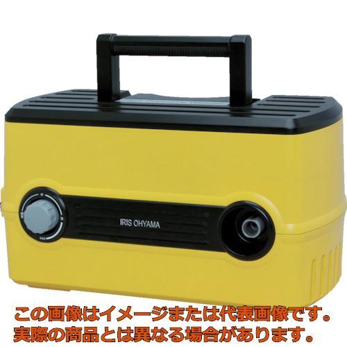 IRIS 530199 高圧洗浄機 イエロー FBN-604-YE FBN604YE
