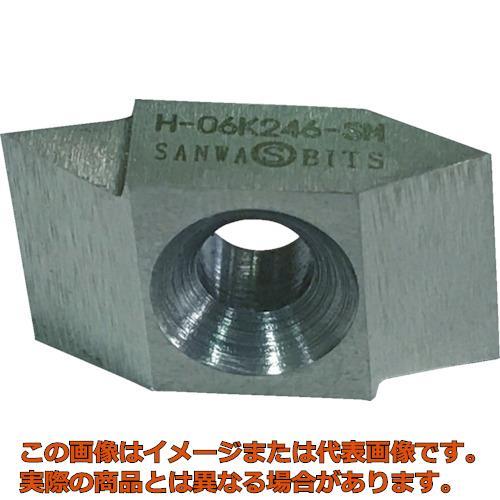 三和 ネジ切チップ H06K246SM 10個