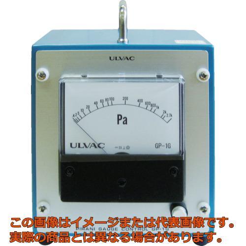 ULVAC ピラニ真空計(アナログ仕様) GP-1Gケース付き/WP-02 GP1GBWP02
