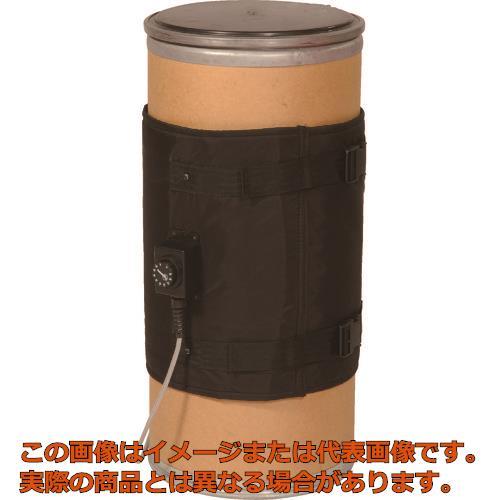 独特の素材 アクアシステム 50Lドラム缶用ヒートジャケット (100V) HTJB50D:工具箱 店-DIY・工具