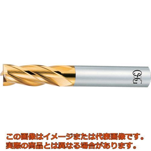 OSG ハイスエンドミル TIN 多刃ショート 22 88232 EXTINEMS22