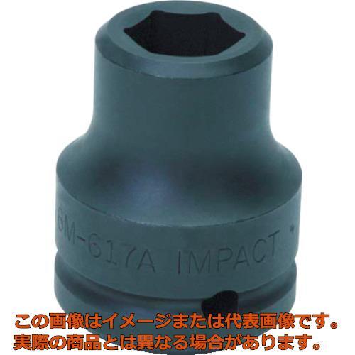 WILLIAMS 3/4ドライブ ショートソケット 6角 35mm インパクト JHW6M635