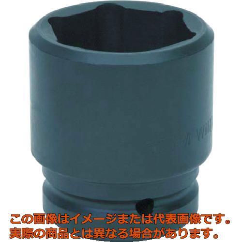WILLIAMS 1ドライブ ショートソケット 6角 50mm インパクト JHW7M650