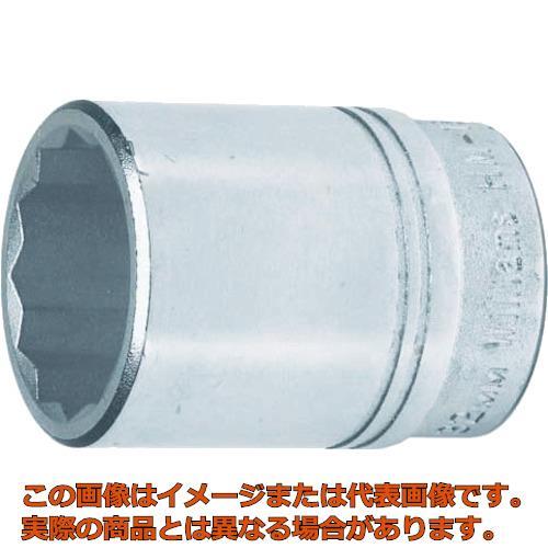 WILLIAMS 3/4ドライブ ショートソケット 12角 32mm JHWHM1232