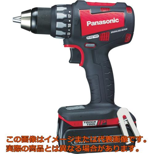 Panasonic 充電ドリルドライバー 14.4V 5.0Ah (赤) EZ74A2LJ2FR