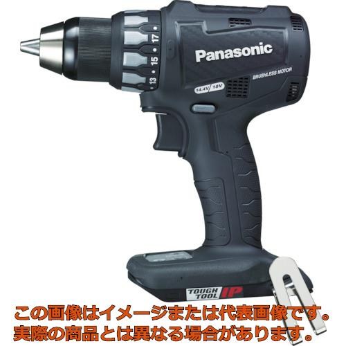 Panasonic 充電ドリルドライバー 本体のみ (黒) EZ74A2XB