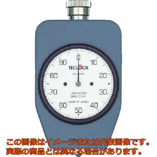 テクロック ゴム・プラスチック硬度計 GS701N