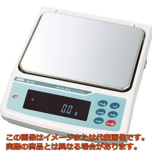 A&D 汎用電子天びん0.1g/12kg GF12K
