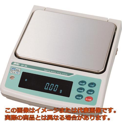 A&D 汎用電子天びん0.01g/8.1kg GF8K