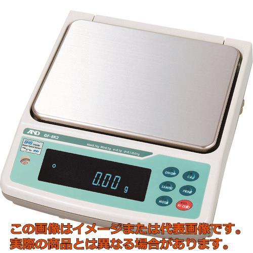 A&D 汎用電子天びんスマートレンジ(0.1g/0.01g)/8.1kg GF8K2