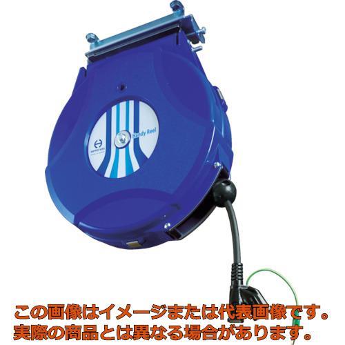 日平 リール コンセントリール 10M 125V・10A(コード引き出し時) HEP610CBL