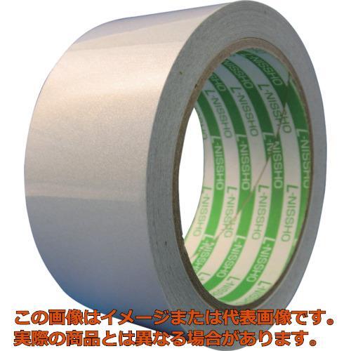 日東エルマテ 再帰反射テープ 300mmX10m ホワイト HT300W