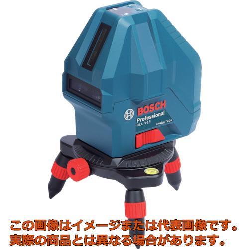 ボッシュ レーザー墨出し器 GLL315X