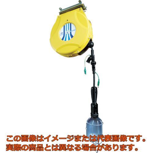 日平 リール ランプリールブレーキ式10M125V/10A(コード引き出し時) HEP610HLSBG
