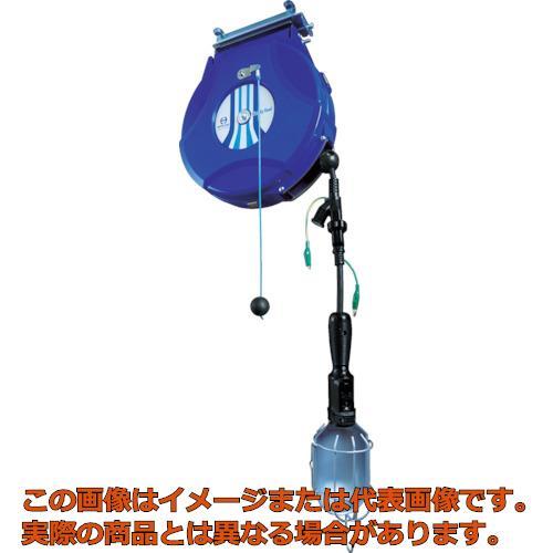 日平 リール ランプリールブレーキ式10M125V/10A(コード引き出し時) HEP610HLSBL