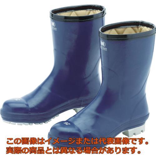 ミドリ安全 氷上で滑りにくい防寒安全長靴 FBH01 ホワイト 28.0cm FBH01W28.0