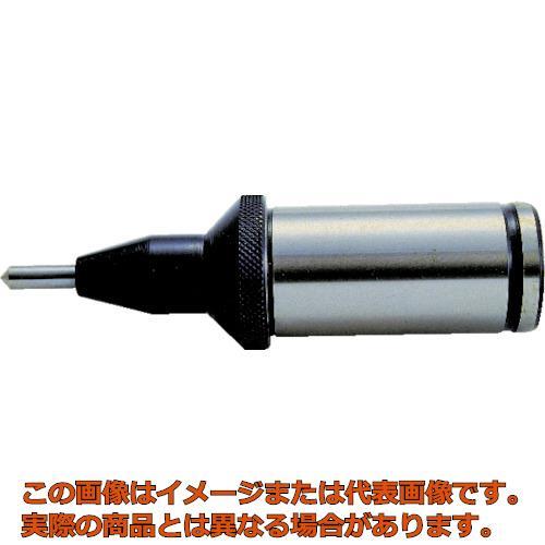 TRUSCO ラインマスター硬質焼入タイプ 芯径6mm 先端角度90゜ L32130
