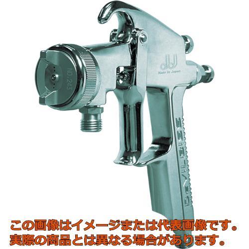 デビルビス 吸上式スプレーガン標準型(ノズル口径1.5mm) JJK3431.5S