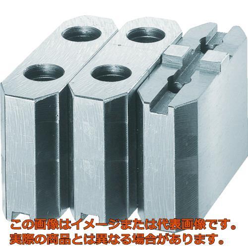 TRUSCO 生爪ソール用 標準型 チャック10インチ H60mm MSE1060